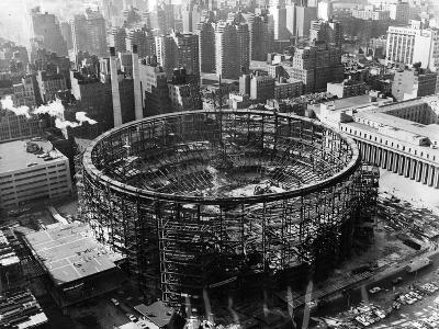 Madison Square Garden-Fox Photos-Photographic Print