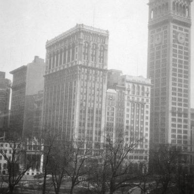 Madison Square, New York City, USA, 20th Century-J Dearden Holmes-Photographic Print