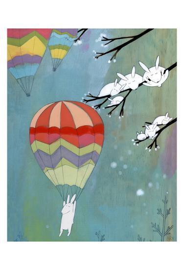 Madly Wonderful-Kristiana P?rn-Art Print