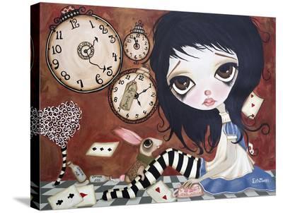 Madness-Dottie Gleason-Stretched Canvas Print