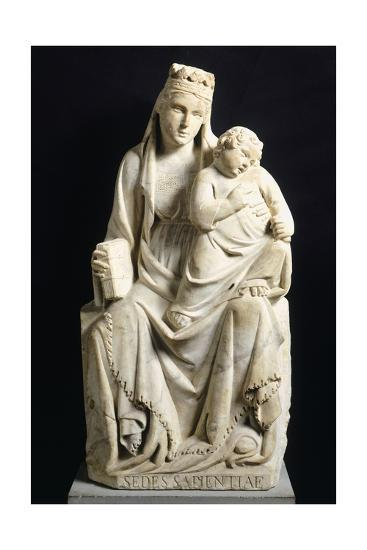Madonna and Child, 1332-Tino di Camaino-Giclee Print
