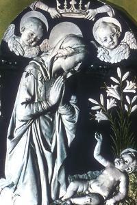 Madonna and Child, 15th-16th Century