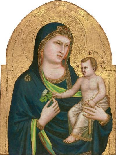 Madonna and Child, C.1320-30-Giotto di Bondone-Giclee Print