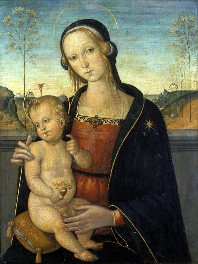 Madonna and Child, C.1500-Tiberio D'assisi-Giclee Print