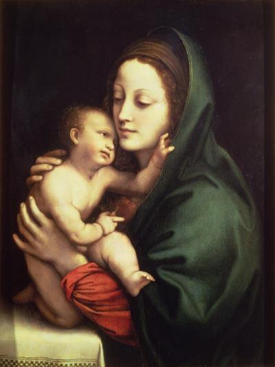 Madonna and Child, c.1510-Bernardino Luini-Giclee Print