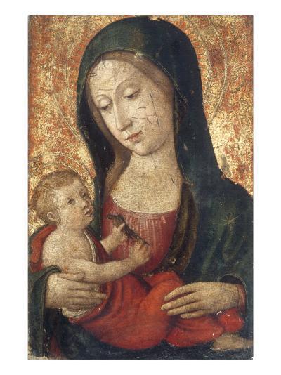 Madonna and Child-Ludovico Brea-Giclee Print