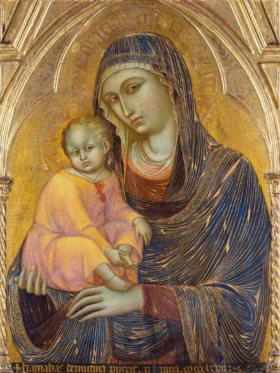 Madonna and Child-Barnaba da Modena-Giclee Print