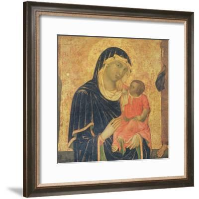 Madonna and Child--Framed Giclee Print