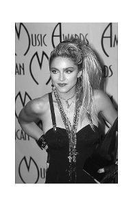 Madonna at the Music Awards