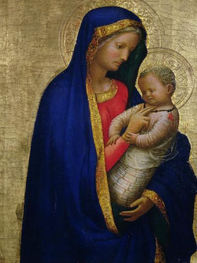 Madonna Casini-Tommaso Masaccio-Giclee Print