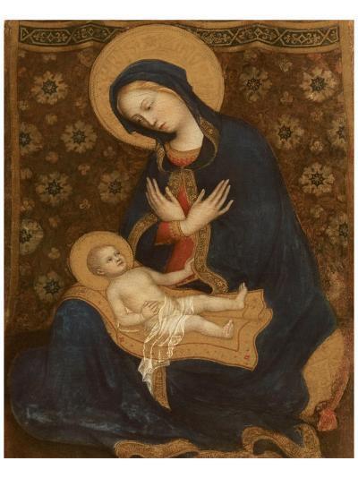 Madonna col Bambino, c.1370-1428-Gentile Da Fabriano-Premium Giclee Print