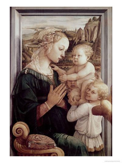 Madonna Del Granduca-Raphael-Giclee Print