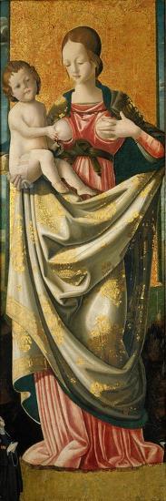 Madonna Del Suffragio, C.1520--Giclee Print