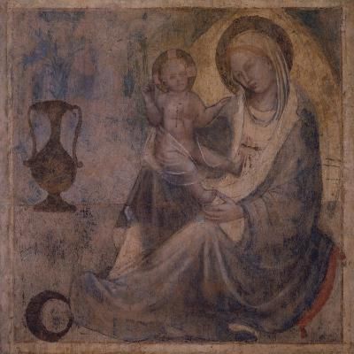 Madonna of Humility--Giclee Print