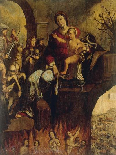 Madonna of Plague--Giclee Print