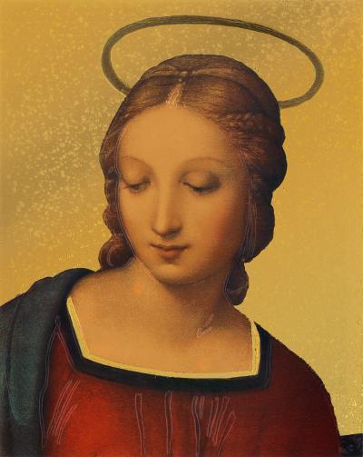 Madonna VII--Art Print