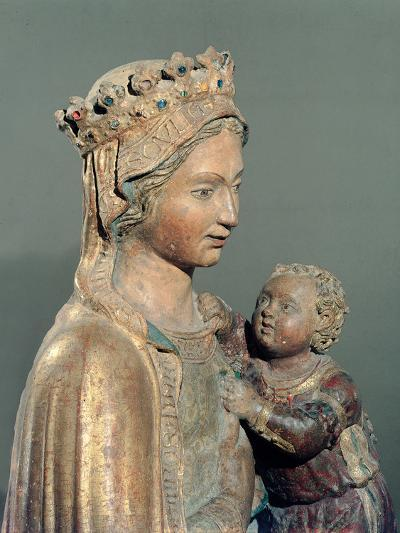 Madonna with Child--Photographic Print