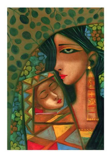 Madonna-Peter Mitchev-Collectable Print