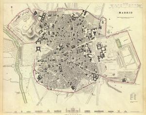Madrid, Spain, c.1831