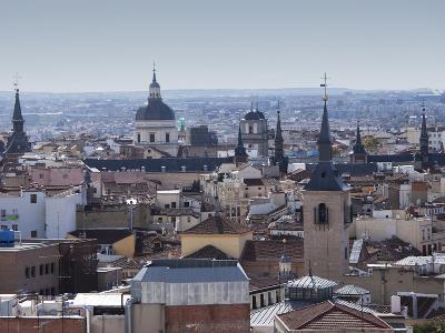 Madrid, Spain, Europe-Angelo Cavalli-Photographic Print