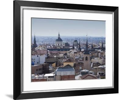 Madrid, Spain, Europe-Angelo Cavalli-Framed Photographic Print