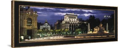 Madrid, Spain--Framed Photographic Print
