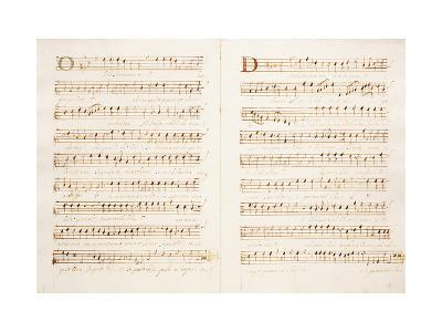Madrigals 1606-Giulio Licinio-Giclee Print