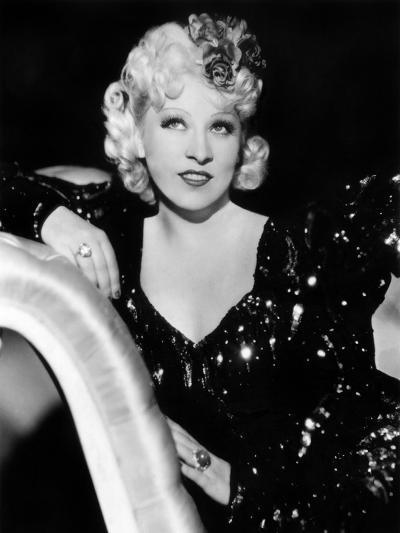Mae West (1892-1980)--Giclee Print