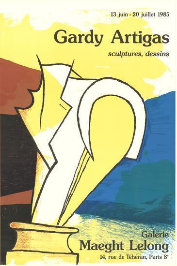 Maeght Lelong-Joan Gardy -artigas-Collectable Print