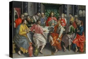 The Last Supper by Maerten de Vos
