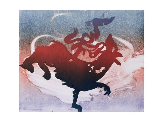 Maestowe Dragon, 1995-Gloria Wallington-Giclee Print