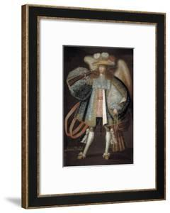 Archangel with Musket, Early 18th Century by Maestro de Calamarca