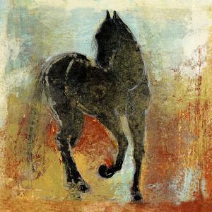 Caballo del Negro I by Maeve Harris