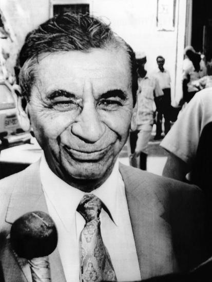 Mafia Chief Meyer Lansky's, Citizenship Application Was Rejected by Israel  Photo by   Art com