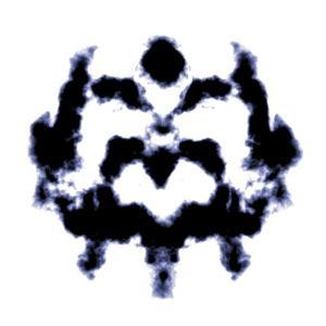 Rorschach Graphic by magann
