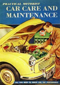 Magazine Cover Practical Car Care & Maintenance