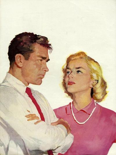 Magazine Illustration, 1950s--Giclee Print