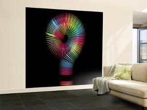 Slinky Question Mark by Magda Indigo