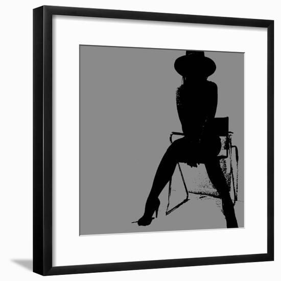 Magdalen-NaxArt-Framed Premium Giclee Print