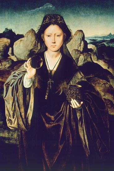 Magdalene--Giclee Print