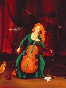 Carneval Des Animeaux, 2001 by Magdolna Ban