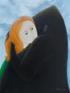 Embrace, 2011 by Magdolna Ban