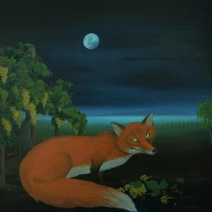 Moonlighting Wixen, 2016 by Magdolna Ban