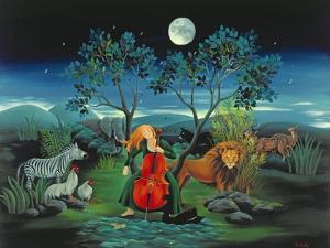 Moonshine Sonata, 2006 by Magdolna Ban