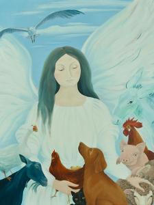 Protecting Angel, 2012 by Magdolna Ban