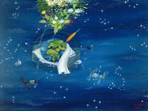 Sick Earth, 2008 by Magdolna Ban
