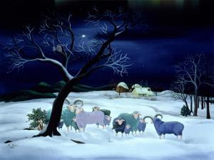Silent Night, Holy Night, 1995 by Magdolna Ban