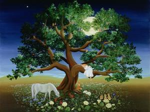 Tree of Dreams, 1994 by Magdolna Ban