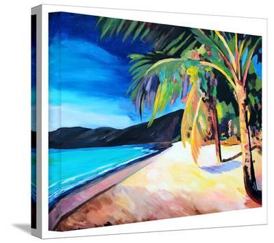 'Magen's Bay St.Thomas Virgin Islands' Gallery-Wrapped Canvas-Markus Bleichner-Gallery Wrapped Canvas