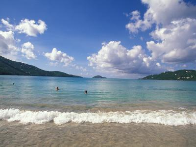Magens Bay, St. Thomas, Caribbean-Alan Klehr-Photographic Print